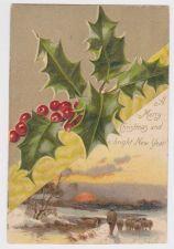 Buy Christmas early 1900's Postcard #30