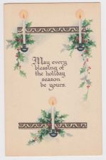 Buy Christmas early 1900's Postcard #32