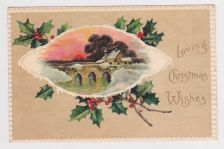 Buy Christmas early 1900's Postcard #33