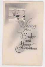 Buy Christmas early 1900's Postcard #34