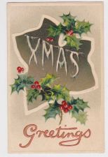 Buy Christmas early 1900's Postcard #35