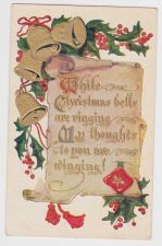 Buy Christmas early 1900's Postcard #39