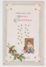 Buy Christmas early 1900's Postcard #41