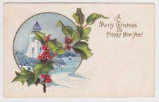 Buy Christmas early 1900's Postcard #42