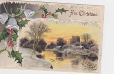 Buy Christmas early 1900's Postcard #44