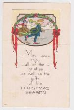 Buy Christmas early 1900's Postcard #45