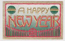 Buy New Year or New Years early 1900's Postcard #1