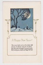 Buy New Year or New Years early 1900's Postcard #2