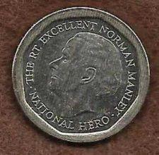 Buy Jamaica 5 Dollars 1994 Coin KM # 163