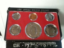 Buy 1973-S U.S. PROOF SET IN ORIGINAL MINT PACKAGING