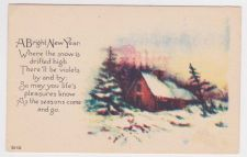 Buy New Year or New Years early 1900's Postcard #4