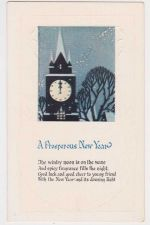 Buy New Year or New Years early 1900's Postcard #6