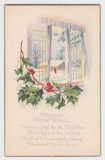 Buy New Year or New Years early 1900's Postcard #7