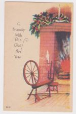 Buy New Year or New Years early 1900's Postcard #9