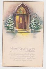 Buy New Year or New Years early 1900's Postcard #13