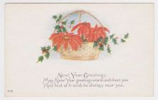 Buy New Year or New Years early 1900's Postcard #26