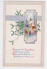 Buy New Year or New Years early 1900's Postcard #46