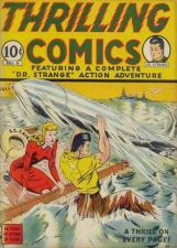 Buy GOLDEN AGE THRILLING COMICS COLLECTION ON DVD
