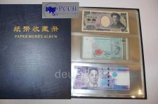 Buy Paper Money Currency Collection Bank Notes Book Album 60 Pockets 20 Pages w Case