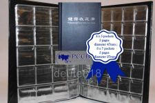Buy Coin Penny Collection Book Holder Album 10 Pages 310 Pockets Diameter 47mm 27mm