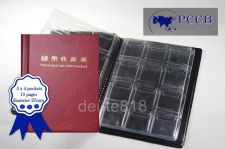 Buy Small Coin Penny Collection Book Holder Album 10 Pages 120 Pockets Diameter 27mm