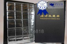 Buy Coin Penny Collection Book Holder Album 10 Pages 200 Pockets Fits Diameter 43mm