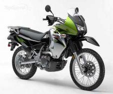 Buy Kawasaki KLR650 KL650 KLR 650 KL 2008 service manual on CD