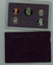 Buy 1985-S PROOF SET IN ORIGINAL BOX OF ISSUE