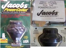 Buy 33842 Jacobs PowerCollet for Bosch 1615 #pwrcollet1615bosch