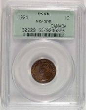 Buy 1924 George V Small Cent