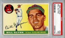 Buy 1955 Topps #39 Bill Glynn Cleveland Indians PSA 7 NM