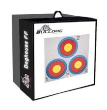 Buy Bulldog Targets Doghouse FF Archery Target