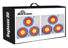 Buy BullDog DoubleDog FF Archery Target