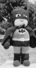Buy Cute Batman Crochet PDF Pattern Digital Delivery