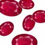 Buy 10 Cts Oval Ruby A Grade Lot Size 4x3 mm