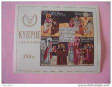 Buy CYPRUS 272 mnh SS