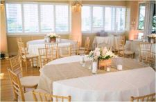 "Buy 90"" x 15"" Inch Burlap Table Runners (Fit 5ft Round Tables)"