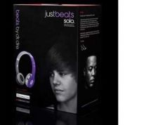 Buy New Solo Beats purple Justin Beiber Edition