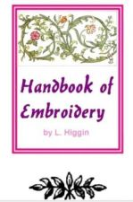 Buy Embroidery Handbook E~Book Digital Delivery