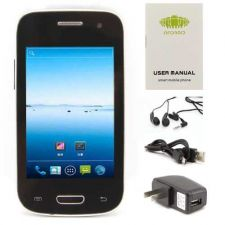 "Buy FlashFone Mini: 3.5"" Capatitive Screen, Android 4.0, Dual SIM Card Smartphone"