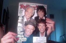 Buy the rolling stones rs magazine new