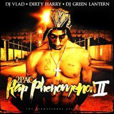 Buy 2PAC RAP PHENOMENON 2 MIXTAPE CD RARE
