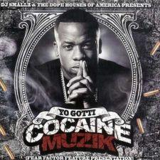 Buy YO GOTTI COCAINE MUZIK CD MIXTAPE RARE