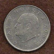 Buy Norway 5 Kroner 1979, Olav V