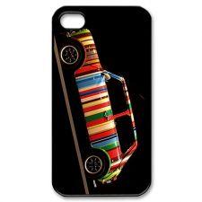 Buy NEW MINI COOPER VW STRIPES DESIGN IPHONE 4 4s CASE COVER