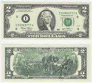 Buy Two dollar bill