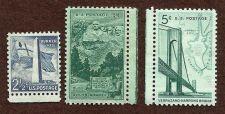Buy US LANDMARKS US Mount Rushmore, Bunker Hill Monument, Verrazasno Narrows Bridge