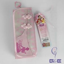 Buy Pink Disney Princess Pencil Case Chinese Knot Design