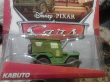 "Buy Disney Pixar Cars ★Kabuto★ Package Error ""Sarge"" Extremely R@RE Moc!"