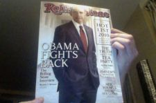Buy rolling stone barack obama oct-10 new